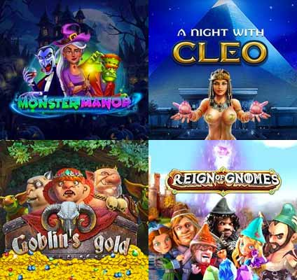 Top 5 Most Animated Slots Games To Play
