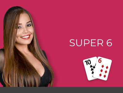 Live Dealer Super 6