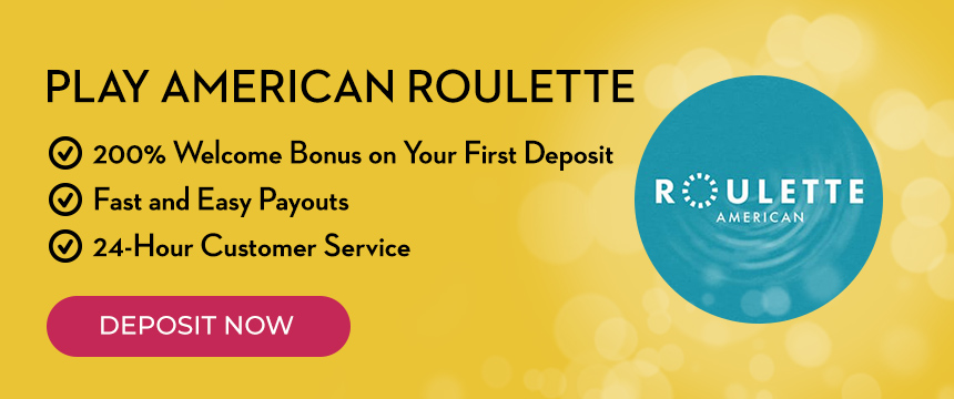 Play American Roulette for Real Money at Slots.lv