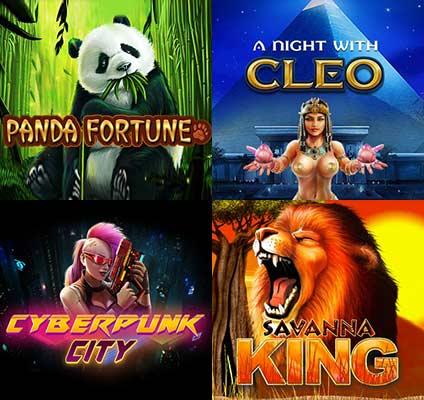 Most Popular Slots