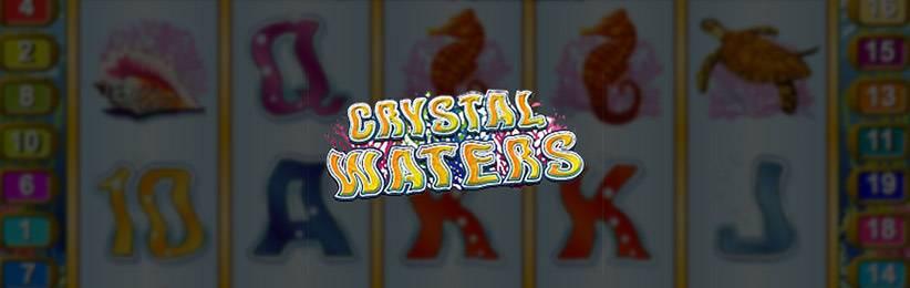 CRYSTAL WATERS: WINNINGS AWAIT IN PARADISE - Slots.lv