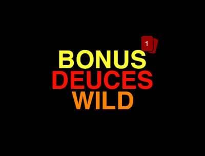 Bonus Deuces Wild