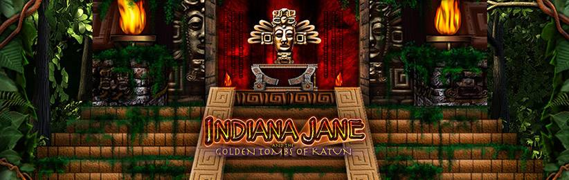 INDIANA JANE: TREASURE ABOUNDS IN ADVENTURE CLASSIC
