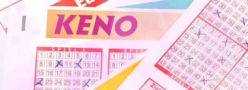 Online Keno Games