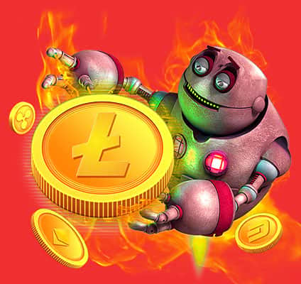 Slots.lv 1K Crypto Giveaway Promotion