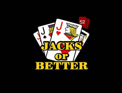 Jacks or Better 52 Hand