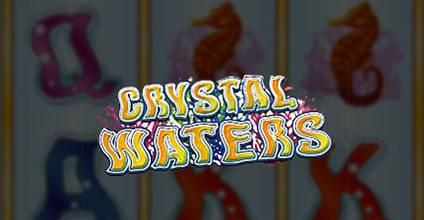 CRYSTAL WATERS: WINNINGS AWAIT IN PARADISE