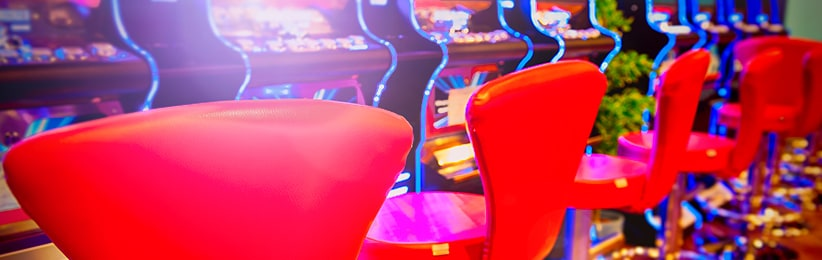 Slot Machine Casino Facts
