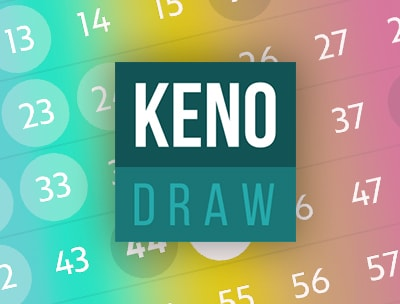 Keno Draw Big Winner