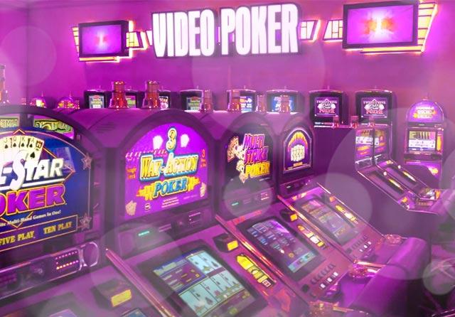 Online Video Poker Variations at Slots.lv