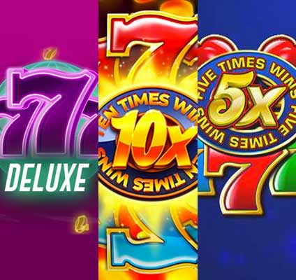 Play slots for experienced players at Slots!