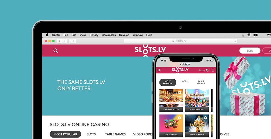 Slotslv Mobile Bonus Codes